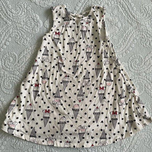 3T Minnie Mouse Dress